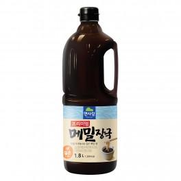 면사랑 프리미엄 메밀장국 1.8L (업소용 메밀육수 / 대용량 메밀육수)