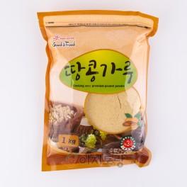 굿앤푸드 땅콩분말 1kg (업소용 땅콩가루 / 대용량 땅콩가루)
