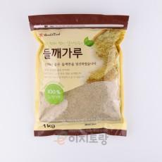 미소찬 박피 들깨가루 1kg (업소용 들깨가루 / 대용량 들깨가루)