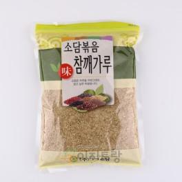 소담 깨소금 1kg (볶은참깨가루) (업소용 참깨 / 대용량 깨소금)