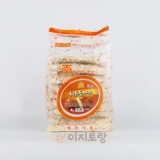 남가 치즈돈까스 2.1kg 1봉 (10장) (업소용 돈까스 / 대용량 돈까스)