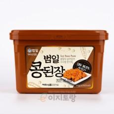 범일콩된장 3kg (업소용 된장 / 대용량 된장)